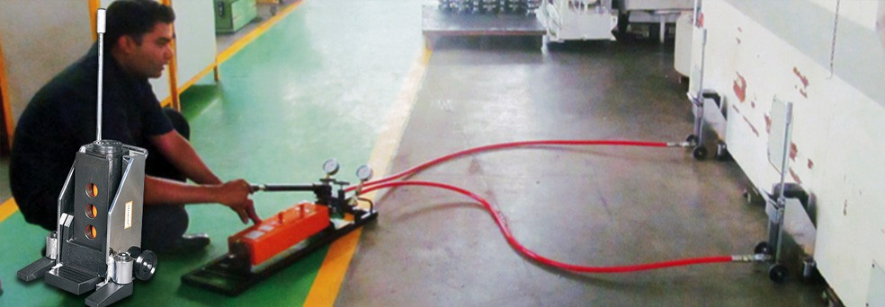 Hydraulic Flange Speaders